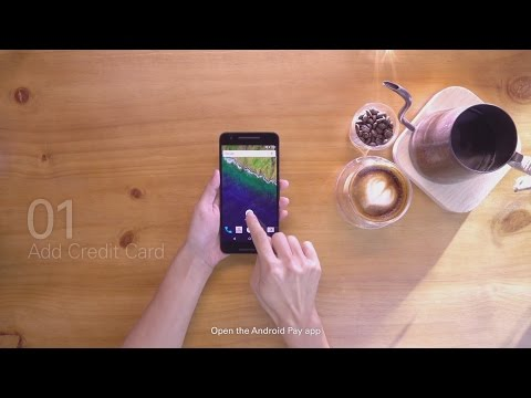 How to add your HSBC Credit Card to Android Pay