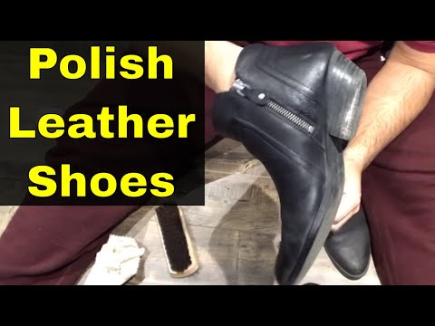 How To Polish Leather Shoes (And Make Them Shine)
