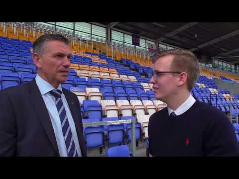 John Askey looking forward to Shrewsbury Town task
