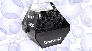 Beamz B500 Bubble Machine Bubble Maker Electricity Machine Blower DJ Party Club Stage Effect