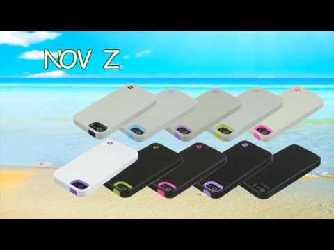 INNOVEZ interchangeable Life Series biodegradable case for Apple iPhone 5