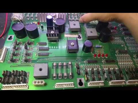 3 Sega / Stern power driver boards fixed up