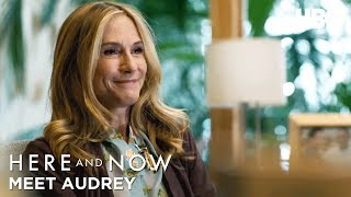 Meet Audrey (Holly Hunter) | Here And Now | HBO