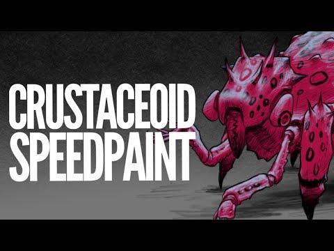 Crustaceoid Speedpaint