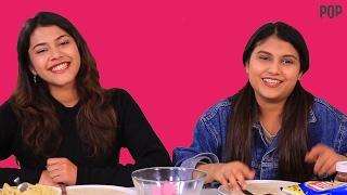 Pizza Challenge | Cherry & Rajeshwari Take The Pizza Challenge - POPxo