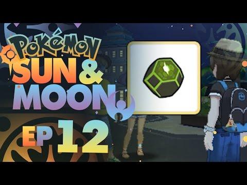 Pokemon Sun and Moon - Episode 12 - ZYGARDE CUBE ON AKALA ISLAND! (Pokemon Sun and Moon Walkthrough)