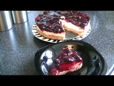 CHEESE CAKE (NO BAKE) *COOK WITH FAIZA*