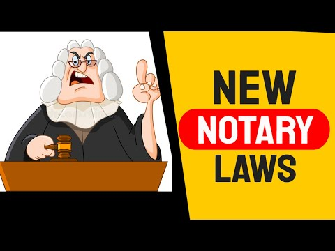 California Notary Classes New Laws - 2017