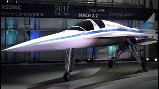 Boom Supersonic Reinvents High-Speed Air Travel with Rescale