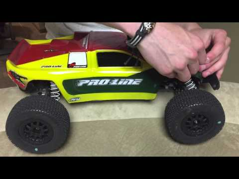 How to Drive an RC Car