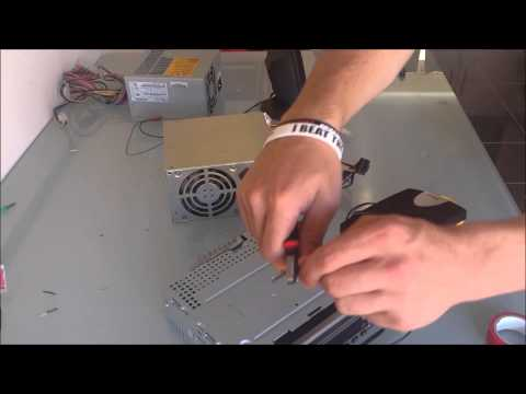 How To Install A Home Stereo At Home Using Computer Power Supply Atxp
