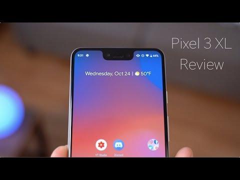 Google Pixel 3 XL Review!