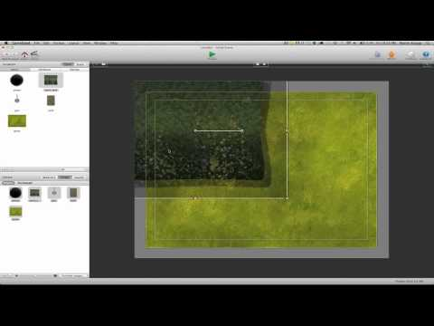 Game Salad Tutoraial - Creating an iPad Tank Game Part 1 of 5 - 3DTrainer.com