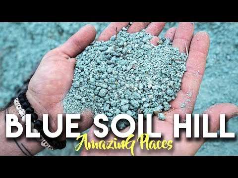 RAINBOW MOUNTAIN of the Philippines | Blue Soil Hills of Sagada vlog