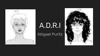 MFAVN 2019 – Abigael Puritz presents A.D.R.I