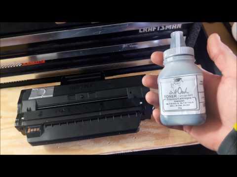 Toner re-fill Samsung Printer Xpress Series M283x