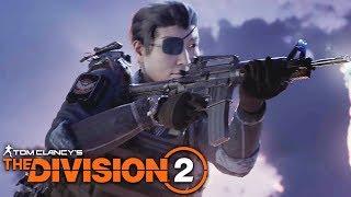 THE DIVISION 2 All Cutscenes Movie (Game Movie)