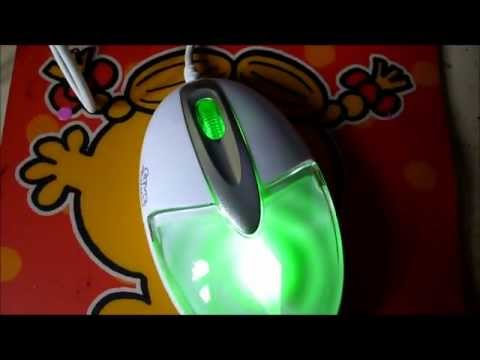 The Sims 3 illuminated mouse unboxing and in action