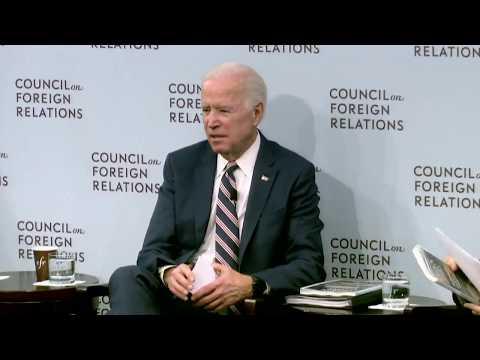 Clip: Joe Biden on a New Cold War