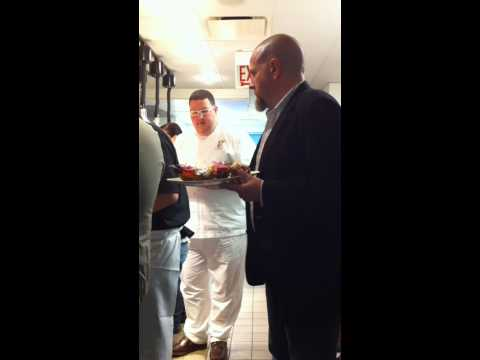Graham Elliot Bowles and Jim Colombo