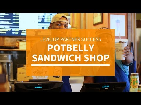Potbelly Partners with LevelUp to Power Restaurant Loyalty and Engagement Solution