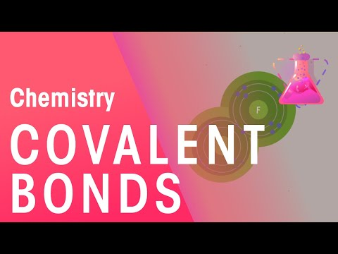 What Are Covalent Bonds | Chemistry for All | FuseSchool