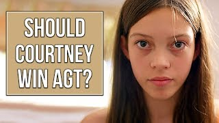 Does Courtney Hadwin Deserve to Win America