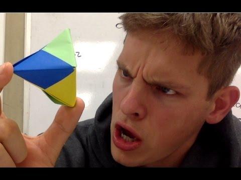 Create: Origami Icosahedron