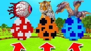VILLAGER BREEDING IN MCPE!! - Breed Baby Villagers!!- Minecraft PE