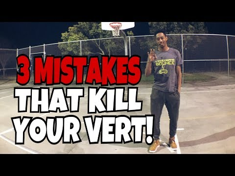 Don't Make These Mistakes When Trying to Jump Higher