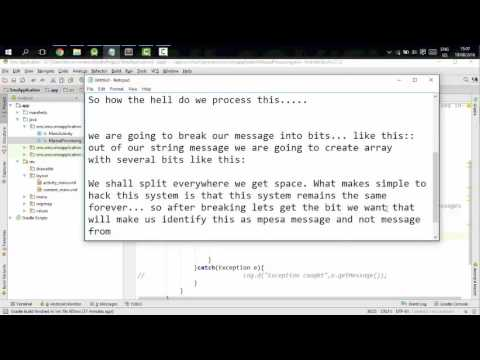 How to hack Mpesa Using Java to Create Simple Money Processing System