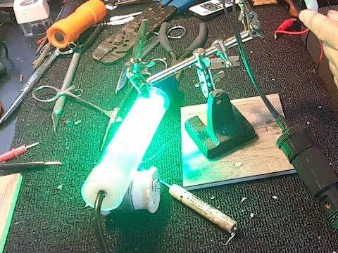 Build a Controllable Fish Shrimp Light