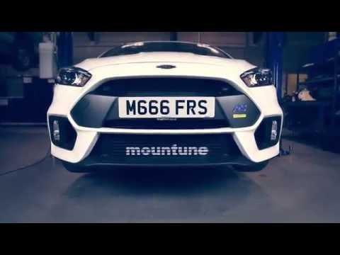 mountune Mk3 Focus RS - Phase 2 Upgrades
