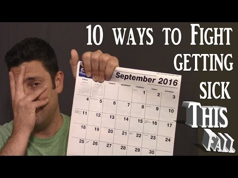 Fight Off Colds & Sore Throats | 10 Things for Singers To Do