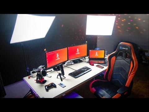 MI SET-UP GAMING DEFINITIVO 2018!! - BYJAVYLEXZ