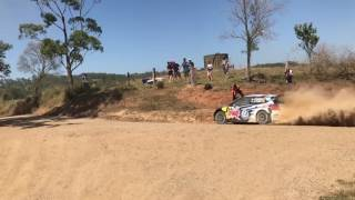 Rally Australia 2016 Day 2 Highlights