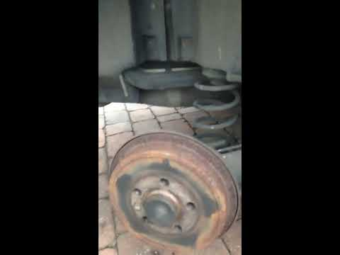 SEAT IBIZA 2003 3.DR - REAR SHOCK ABSORBERS TEST