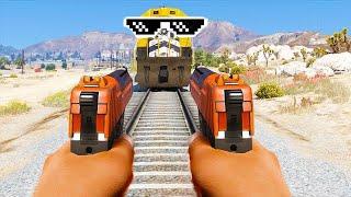 GTA 5 FUNNY CRAZY MOMENTS #22 - GTA 5 Gameplay Funny Moments & Fails