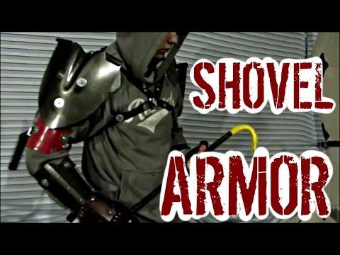 How to Make: Apocalypse Samurai Spaulders (Shoulder Armor)