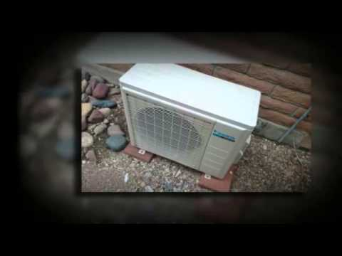Ductless Air Conditioners in Mini Split Warehouse.