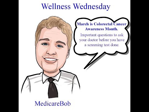 Wellness Wednesday: March is Colorectal (Colon) Cancer Awareness Month