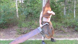 Silent Hill Great Knives Build.