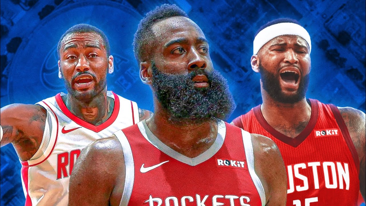 James Harden STAYING in Houston? [ROCKETS BIG-3]
