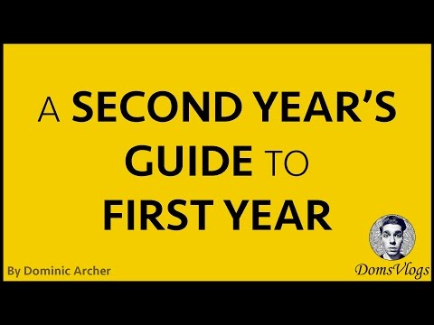 A Second Year's Guide to First Year of University | Unite Students