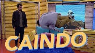 Caindo - Eduardo Sterblitch - O Estranho Show De Renatinho - Multishow Humor