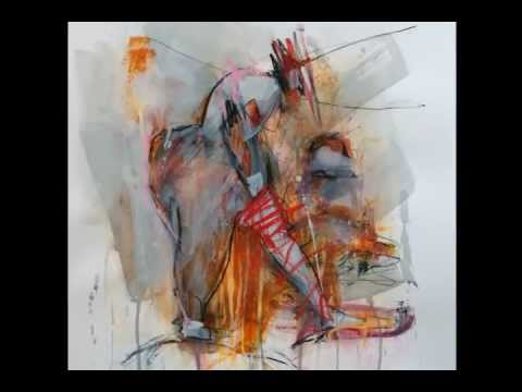 Abstract Art Paintings by abstract artist Gaston Carrio