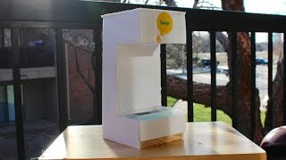 How to Make Electric Soap Dispenser