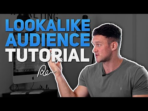 Facebook Ads Tutorial | How To Create A Lookalike Audience