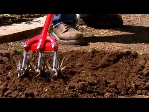 Garden Weasel - Flower Bed & Garden Preparation