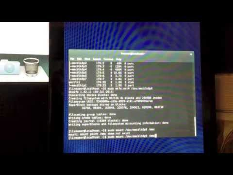 How to Install/Run Android on a Dell Venue 8 Pro Tablet